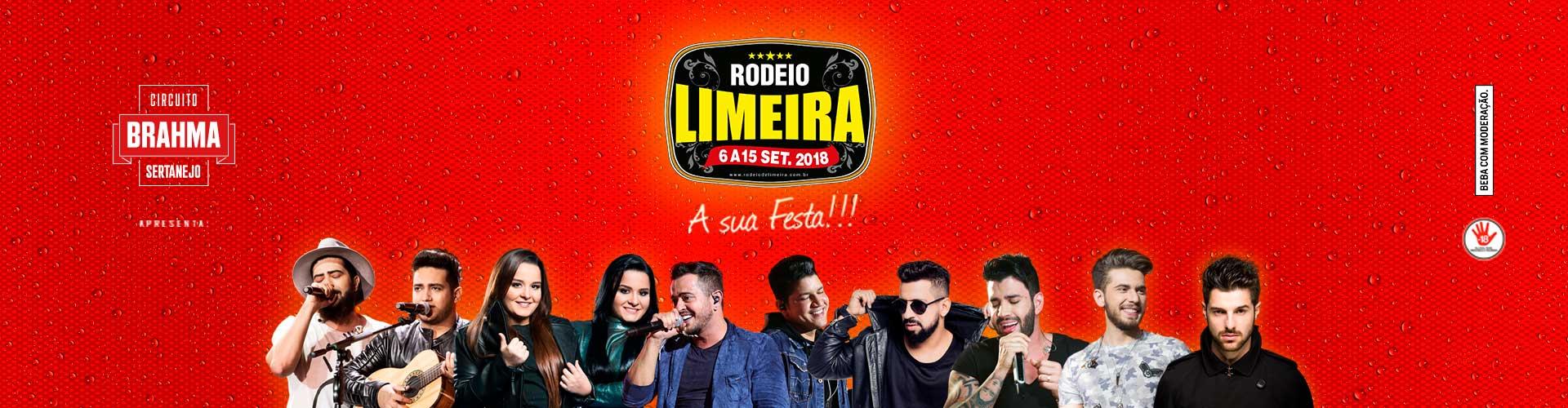 Rodeio de Limeira 2018 - 06/09/2018