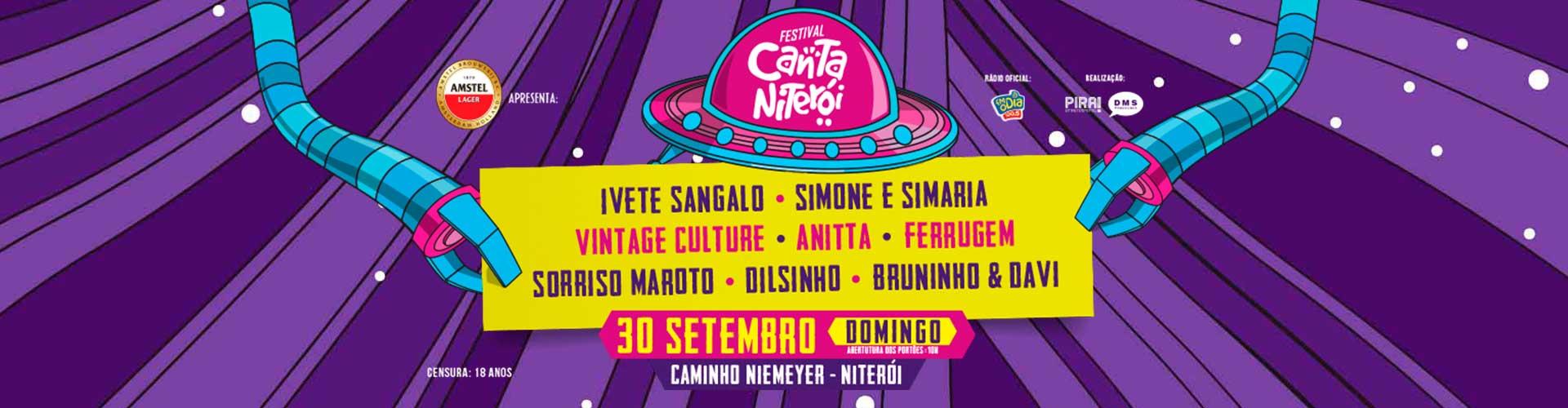 Canta Niteroi - 30/09/2018