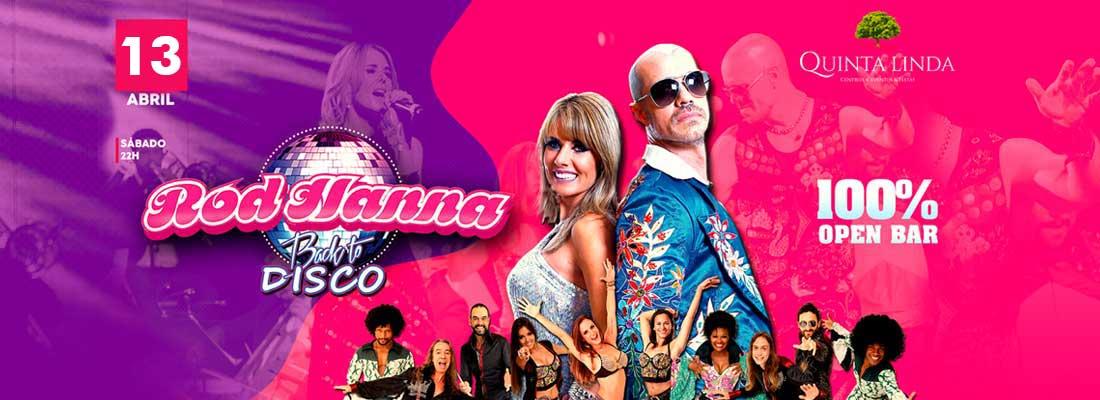 Rod Hanna - Back to Disco